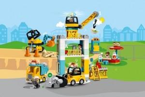 乐高集团发布2020年下半年度玩具新品